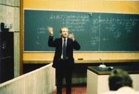 Le professeur Jacques Baufay