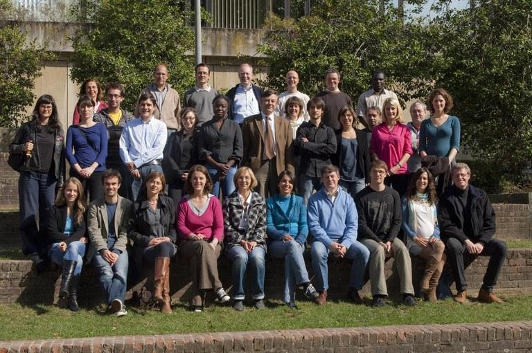 L'équipe du CRIDS en 2010